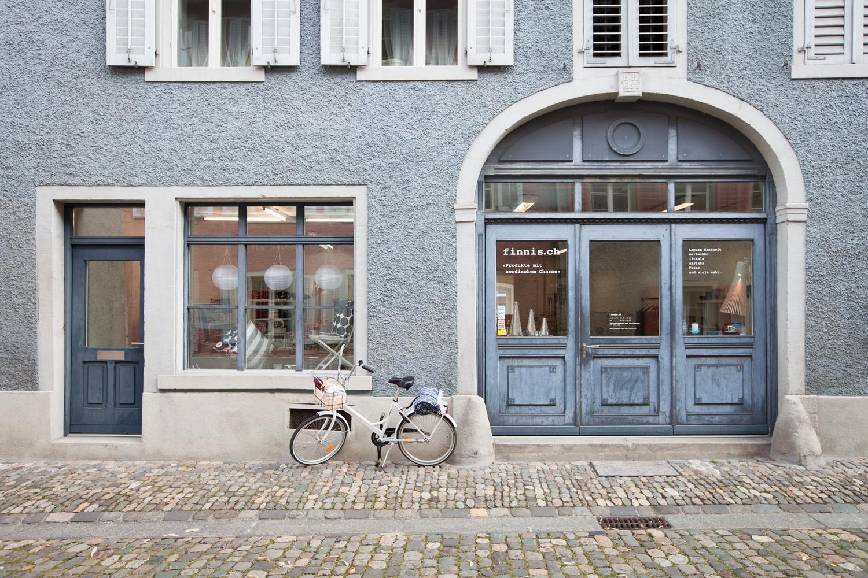 Päivi Tissari runs Finnis.ch boutique in Baden, Switzerland.