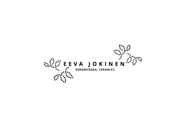 Logo Eeva Jokinen ceramics